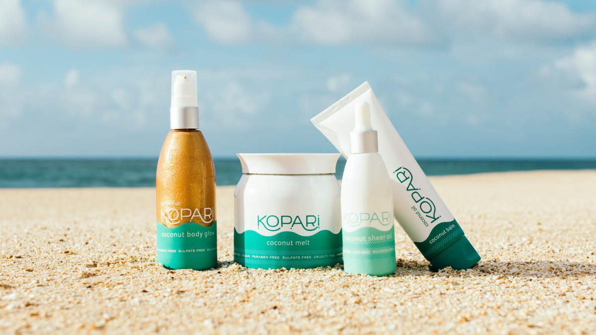 Kopari doubled their subscriber base after one email campaign